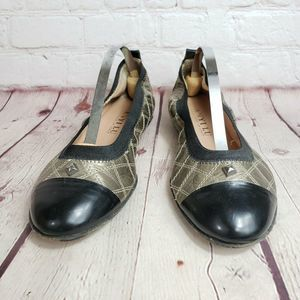 Anyi Lu Shoes - Anyi Lu 'Cate' Leather Ballet Ballerina Flats